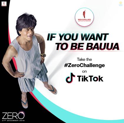 tik tok zero challenge