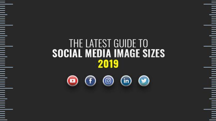 social media creative sizes guide