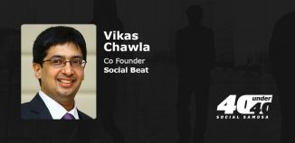 Vikas Chawla Co-Founder Social Beat