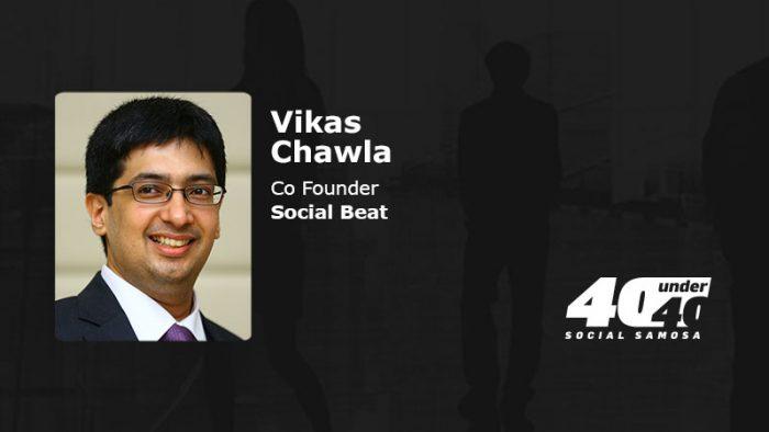 Vikas Chawla Co-Founder Social Beat
