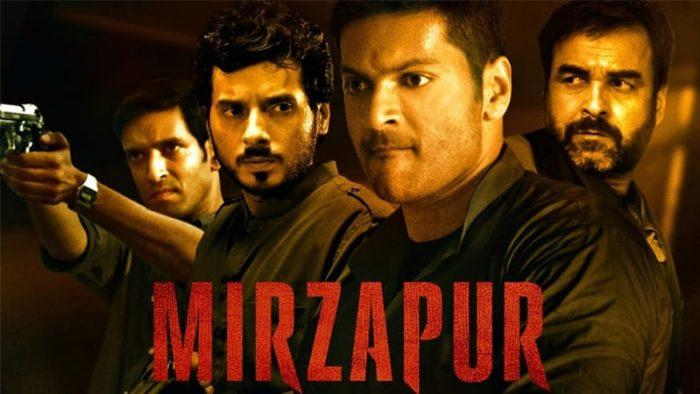 Mirzapur GIF campaign