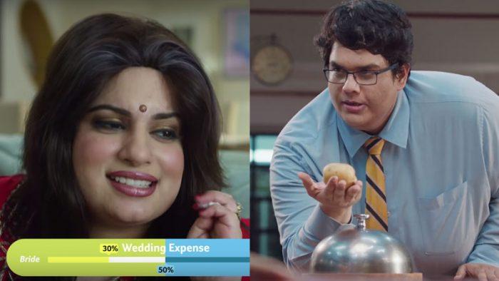 Comedy campaigns India
