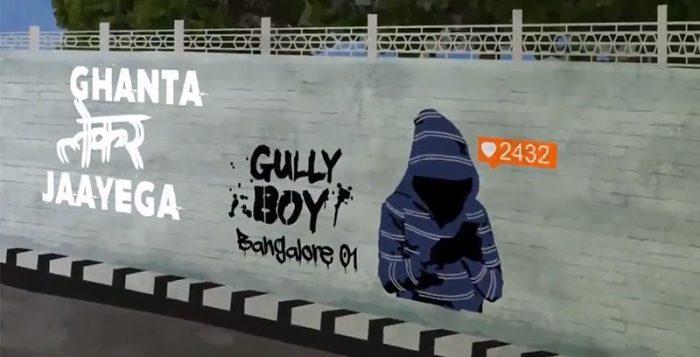 Gully boy Google Maps