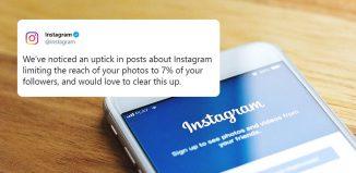 Instagram user Reach