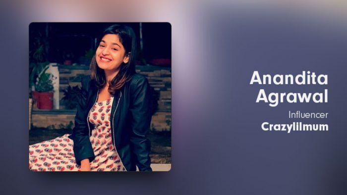 Anandita Agrawal crazylilmum