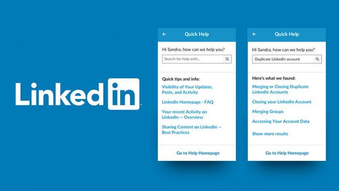 LinkedIn Help Center