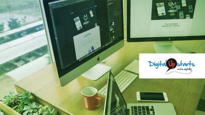 Agency Feature Digital Upstarts