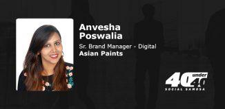 Anvesha Poswalia