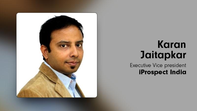 iProspect India ropes in Karan Jaitapkar as EVP Tech - Social Samosa