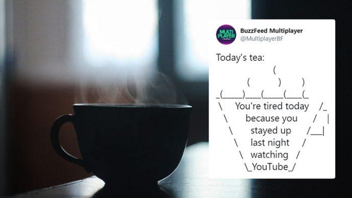 Today's Tea