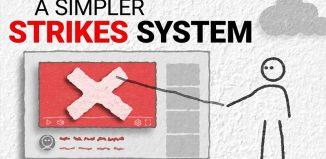 YouTube Strikes System