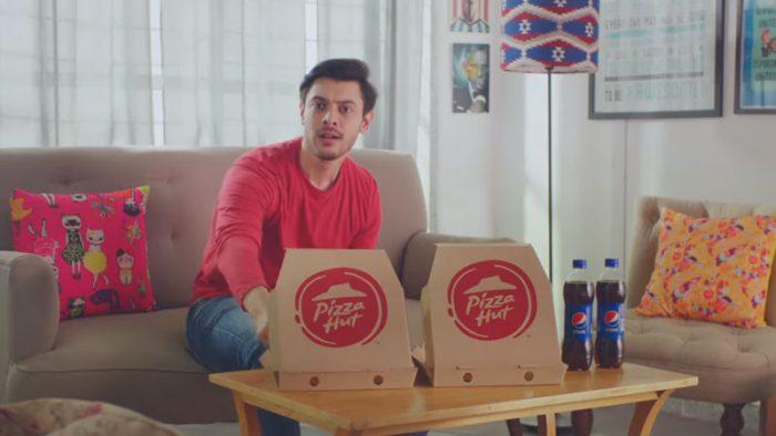 Pizza Hut Digital Campaign