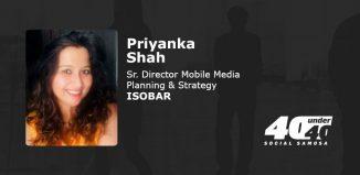 #SS40under40: Priyanka Shah