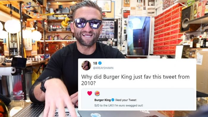 Burger King Influencer Marketing