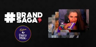 Cadbury Dairy Milk advertising journey