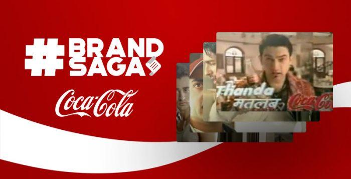 Coca cola advertising journey