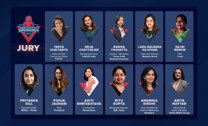Superwomen 2019 Jury
