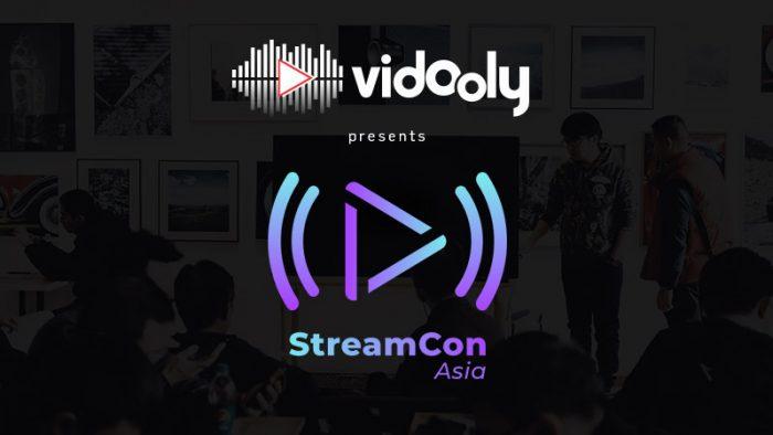 StreamCon Asia