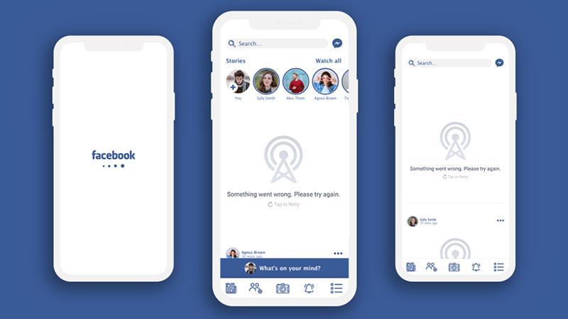 Facebook, Instagram, Messenger & WhatsApp face the longest
