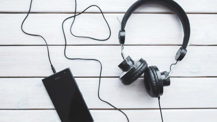 Audio OTT statistics