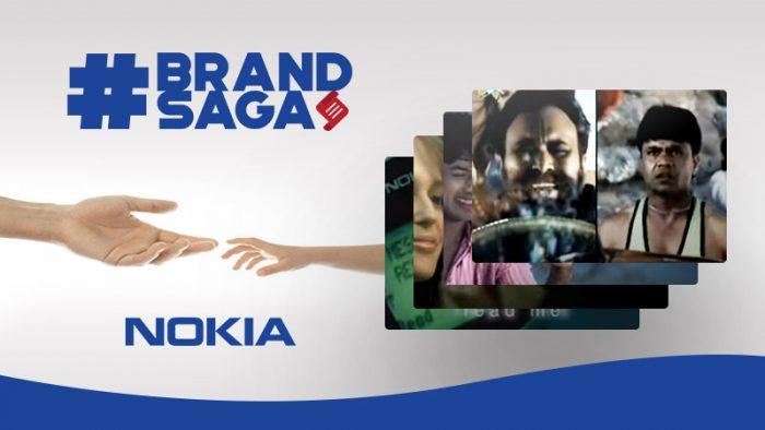 nokia india advertising journey