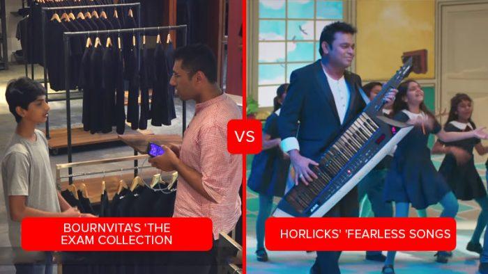 Bournvita vs Horlicks