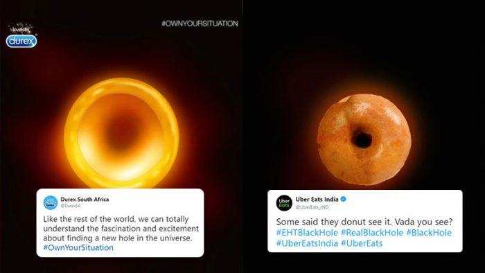 Blackhole Brand Creatives