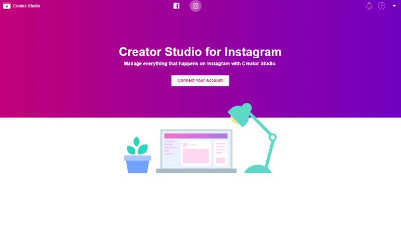 """Résultat de recherche d'images pour """"About Instagram in Creator Studio"""""""