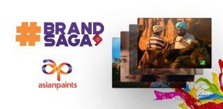 Asian Paints advertising journey