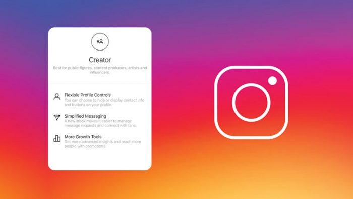 Instagram Creator Accounts