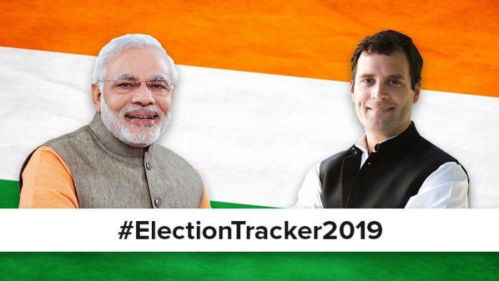 Election 2019 social media data