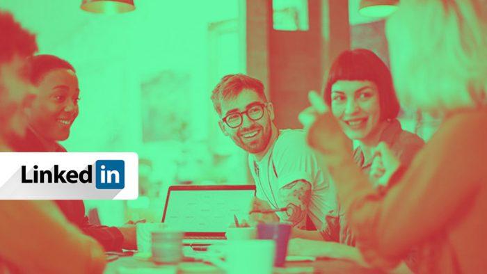 LinkedIn new Ads tab