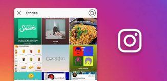 Instagram Post Creation UI