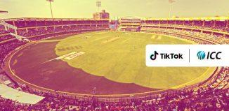 TikTok ICC Cricket World Cup Partnership