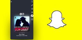 Snapchat JioSaavn partnership