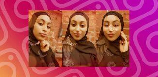 Instagram Ramadan filter