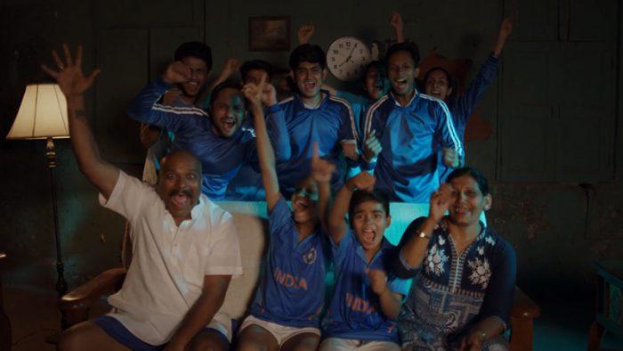 Syska World Cup campaign
