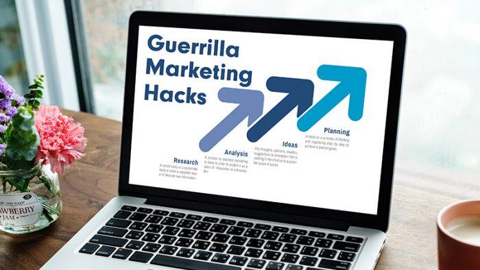 Guerrilla Marketing Hacks