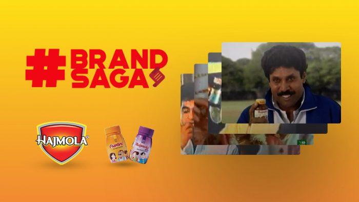 Hajmola advertising journey