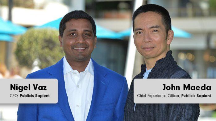 Publicis Sapient Announces John Maeda as Chief Experience Officer