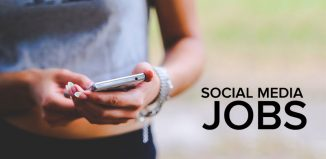 social media jobs