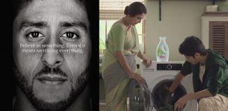 woke-washing ads