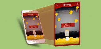 protinex AR campaign