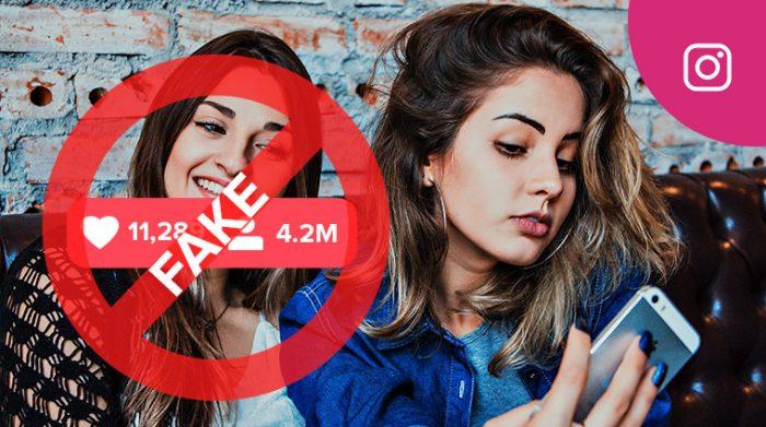 Instagram fake inffluencers