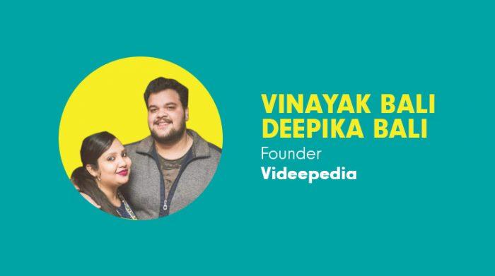 Videepedia- Vinayak and Deepika Bali