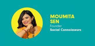 Moumita Sen, Social Connoisseurs