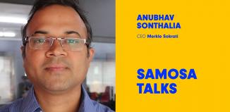 Anubhav Sonthalia- CEO of Merkle Sokrati