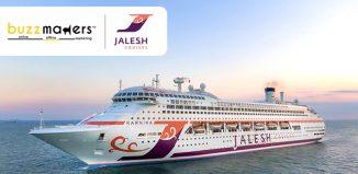 Jalesh Cruises awards Social Media Marketing Mandate to Buzz Makers