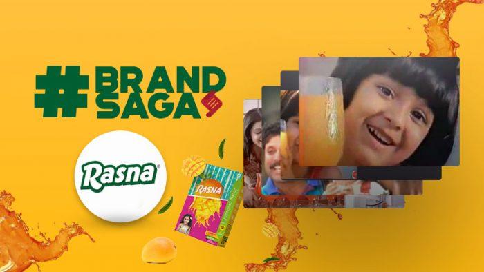 Rasna advertising journey
