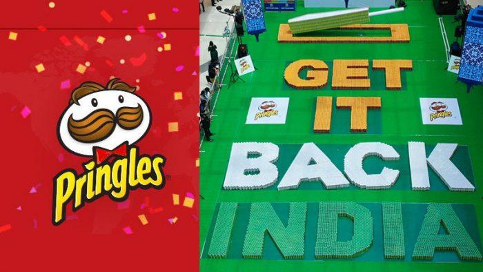 Pringles World Cup Campaign